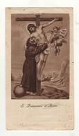 Santino Antico San Francesco D'Assisi - Religione & Esoterismo
