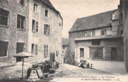 39-SALINS LES BAINS-N°1125-H/0135 - Morez
