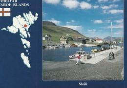 Foroyar  Faroe Islands Skali - Faroe Islands