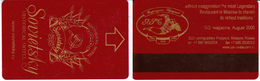 Russia  Hotel  Key. Moscow  Hotel  Sovietsky  Historical  Hotel  R - Russia