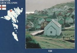 Foroyar  Faroe Islands Eidi - Faroe Islands