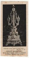 Santino Antico  Reliquiario Chiodo Di Gesù Crocifisso - Napoli - Religione & Esoterismo