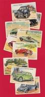 IMAGE Chocolat KEMMEL 59 BOURBOURG Nord (Lot De 9) Automobile Auto Voiture Car - Documentos Antiguos