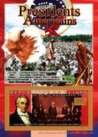 Guinea, 2010. [gu10504] US Presidents, James Buchanan (s/s+block) - George Washington