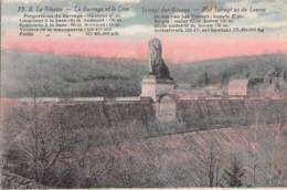 LA GILEPPE - Le Barrage Et Le Lion - Gileppe (Stuwdam)