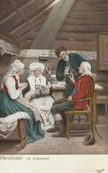 Fadderskapet By A. Tidemand - Paintings