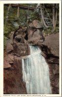 New Hampshire White Mountains Paradise Falls Lost River - White Mountains