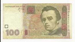 Ukraine 100 Hryven VF Or More - Ukraine