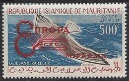 1962MauritaniaVI — IOverprint EUROPA... Miferma Ohne Rahmen40,00 € - Albatros