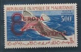 1962MauritaniaVI — IIOverprint EUROPA...20,00 € - Albatros