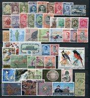 Thailand / Siam Kleine Sammlung / Lot       O  Used + ** MNH            (070) - Thaïlande