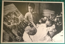 Art ~ Photo Of Frida Kahlo In Hospital In 1950 By Juan Guzman - Paintings