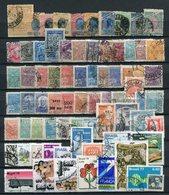Brasilien Kleine Sammlung / Lot      O  Used            (725) - Brazil