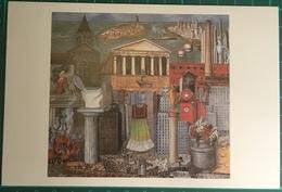 Frida Kahlo (1907-1954) ~ My Dress Hangs Here, 1933 - Paintings