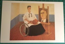 Frida Kahlo (1907-1954) ~ Self Portrait Of Dr Farrell, 1951 - Paintings