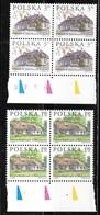 Poland 2001 Country Estates Block Of 4 MNH - 1944-.... République
