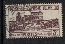 TUNISIE       N°  YVERT     284  OBLITERE       ( O   2/24 ) - Oblitérés