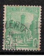 TUNISIE       N°  YVERT     288 B  OBLITERE       ( O   2/25 ) - Oblitérés
