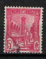 TUNISIE       N°  YVERT     293 A  OBLITERE       ( O   2/25 ) - Oblitérés