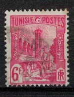 TUNISIE       N°  YVERT     290 A  OBLITERE       ( O   2/25 ) - Usados