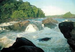 Guyane Francaise Oyapock Saut Maripa  CPM Ou CPSM - Guyane
