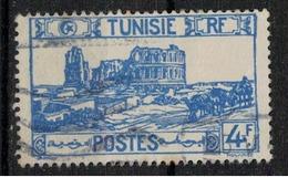 TUNISIE       N°  YVERT     286    OBLITERE       ( O   2/25 ) - Oblitérés