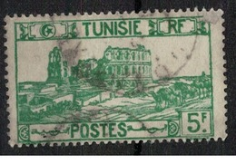 TUNISIE       N°  YVERT     288    OBLITERE       ( O   2/25 ) - Oblitérés