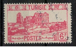 TUNISIE       N°  YVERT     290    OBLITERE       ( O   2/25 ) - Oblitérés