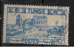 TUNISIE       N°  YVERT     292    OBLITERE       ( O   2/25 ) - Oblitérés