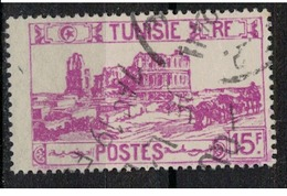 TUNISIE       N°  YVERT     293    OBLITERE       ( O   2/25 ) - Oblitérés