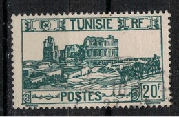 TUNISIE       N°  YVERT     294    OBLITERE       ( O   2/25 ) - Oblitérés
