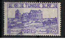 TUNISIE       N°  YVERT     295    OBLITERE       ( O   2/25 ) - Oblitérés