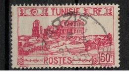 TUNISIE       N°  YVERT     297    OBLITERE       ( O   2/25 ) - Oblitérés