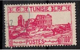 TUNISIE       N°  YVERT     298    OBLITERE       ( O   2/25 ) - Oblitérés