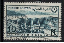 TUNISIE       N°  YVERT     330            OBLITERE       ( O   2/26 ) - Oblitérés