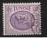 TUNISIE       N°  YVERT     339            OBLITERE       ( O   2/26 ) - Oblitérés