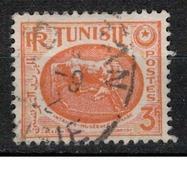TUNISIE       N°  YVERT     340   A        OBLITERE       ( O   2/26 ) - Oblitérés