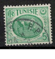 TUNISIE       N°  YVERT     342        OBLITERE       ( O   2/27 ) - Oblitérés