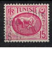TUNISIE       N°  YVERT     344       OBLITERE       ( O   2/27 ) - Oblitérés