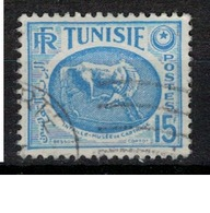TUNISIE       N°  YVERT     344 A       OBLITERE       ( O   2/28 ) - Oblitérés