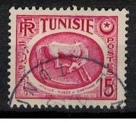 TUNISIE       N°  YVERT     345      OBLITERE       ( O   2/28 ) - Oblitérés