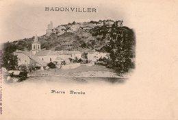 (116)  CPA   Badonviller  Pierre Percée   (Bon Etat) - France