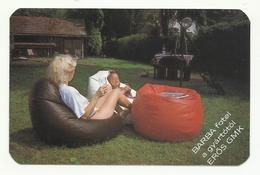 Hungary, Bean Bag In The Garden,1991. - Calendarios