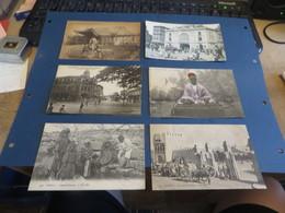 +++50 Cartes Etrangéres,voir Aussi Le Dos,pub Sur Certaines,et étudier, Toutes Scannées Recto Et Verso - Cartes Postales