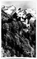 Liechtenstein - Vaduz (carte Photo Agfa 1933 Timbre ) - Liechtenstein