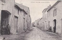 Cuxac D'Aude: Avenue De Salleles - Francia