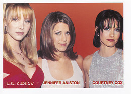 FRIENDS Carte Postale N° SFC 3105 Courteney COX  Jennifer ANISTON  Lisa KUDROW - Séries TV