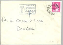 CARTA 1980  TASA - 1931-Hoy: 2ª República - ... Juan Carlos I