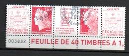 FRANCE  OB CACHET ROND YT N° 4459/60 - Oblitérés