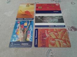 Australië - 5 Chipphonecards - Australia